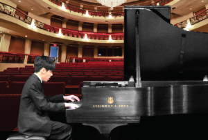 Piano Competition 2015