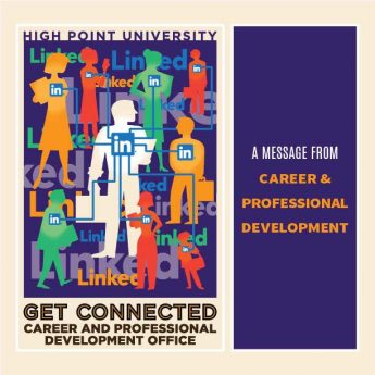 A Message from Career and Professional Development
