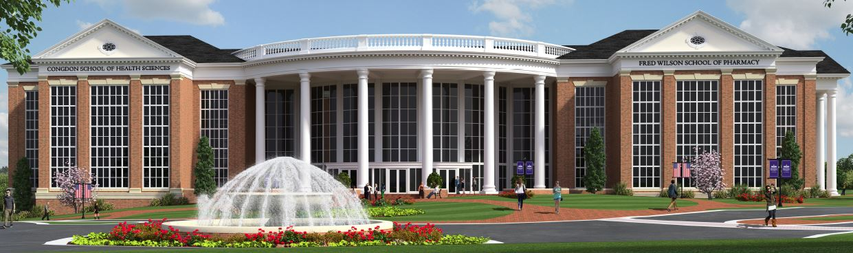 Photo of the Home of the High Point University PA Program