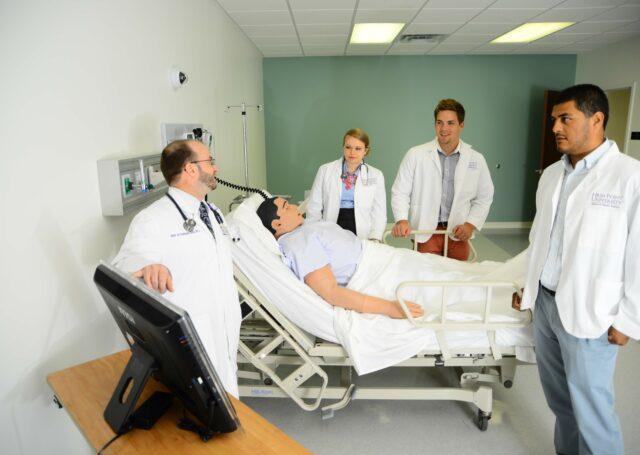 physician assistant class HPU