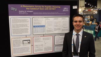 Stephen Vultaggio, 223rd American Astronomical Society Meeting