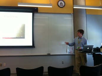 Matthew Carnaghi, Spring 2014 NCS-AAPT Meeting