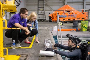 UNC-TV Features HPU Physics Majors