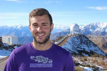 2016 SUMMER STUDENT RESEARCH SERIES — Ryan Hegedus