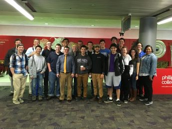 HPU SPS Attends PhysCon 2016