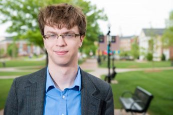 Thomas Boudreaux Named 2018 Goldwater Scholar