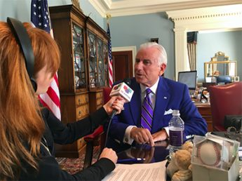 WFDD: A Conversation With Nido Qubein