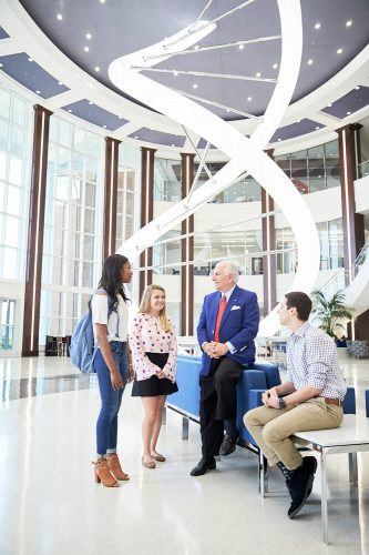 "NPR Boston Interviews HPU President Nido Qubein for ""Be Kind"" Series"