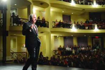 "NPR Boston Interviews HPU President Nido Qubein for ""Be Kind"" Series"