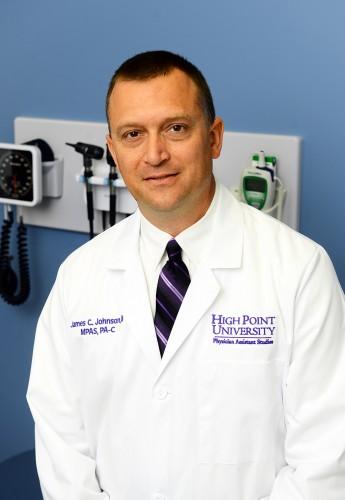 James Johnson – Health Sciences