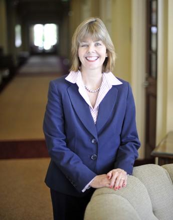 Dr. Cindy Hanson – Marketing