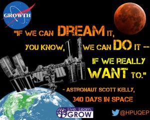 160304 students Scott Kelly