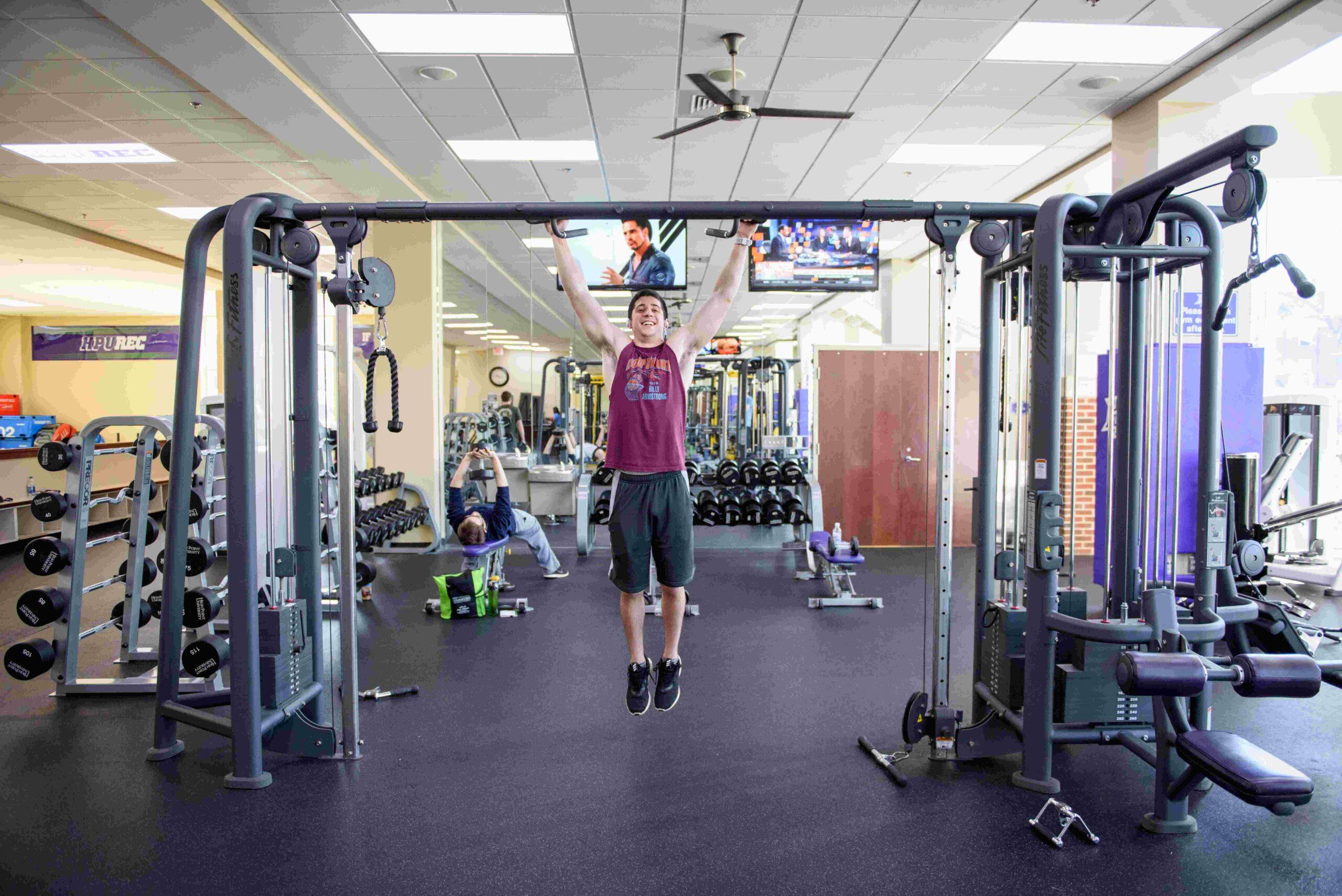Slane Fitness Center