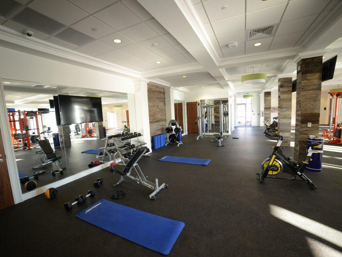 Centennial Square 2 fitness center