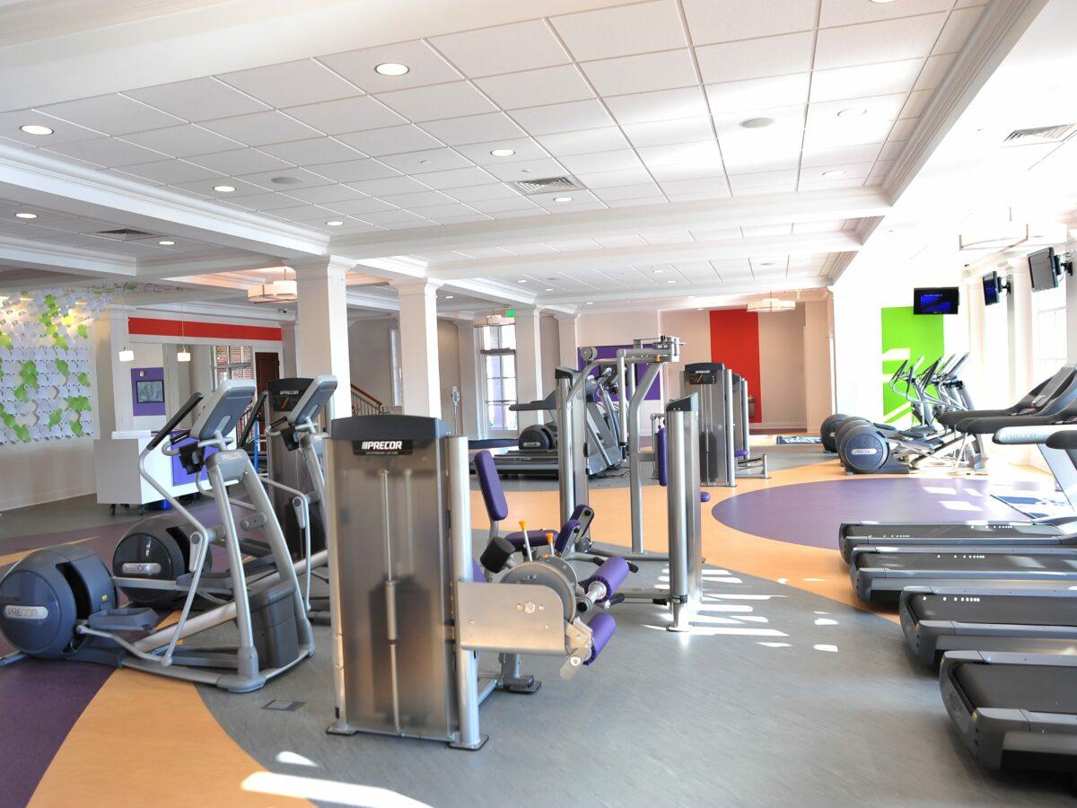 Cetnennial gym