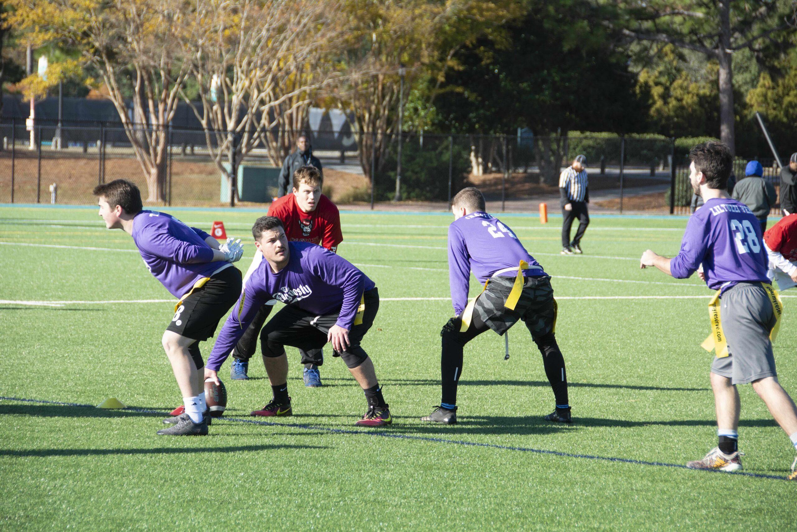 football intramural