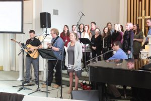HPU Collision Worship Band