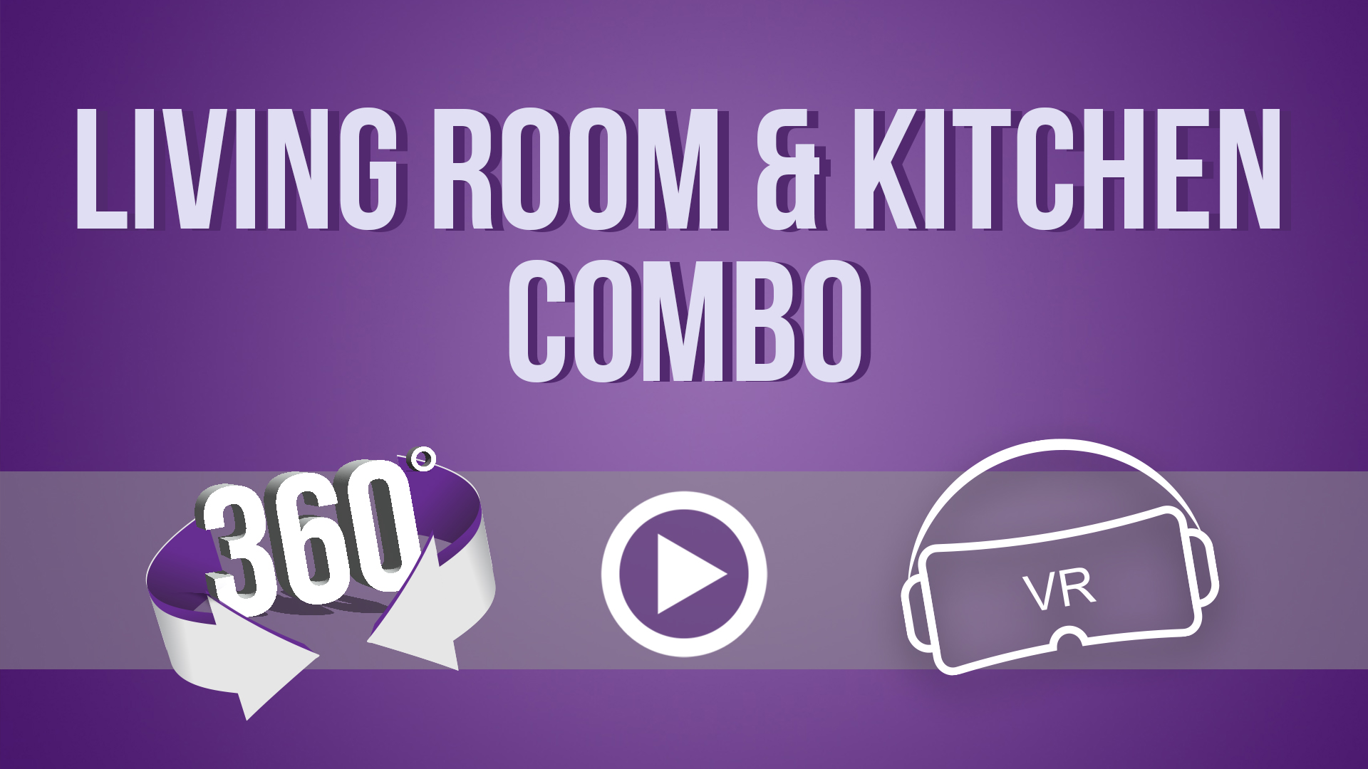 Living Room Kitchen Combo thumb