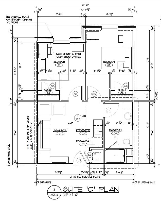Floors 9 1214 41 - Panther Hall Floor Plan