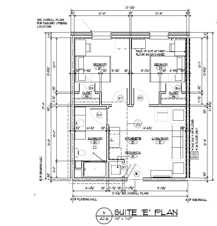 Caffey Hall, Residence Life | High Point University | High Point, NC