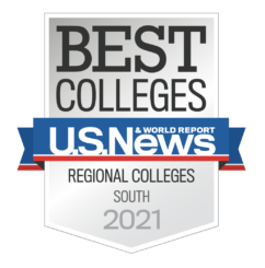 Best Colleges Regional Colleges South