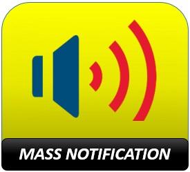 Mass notificiatin
