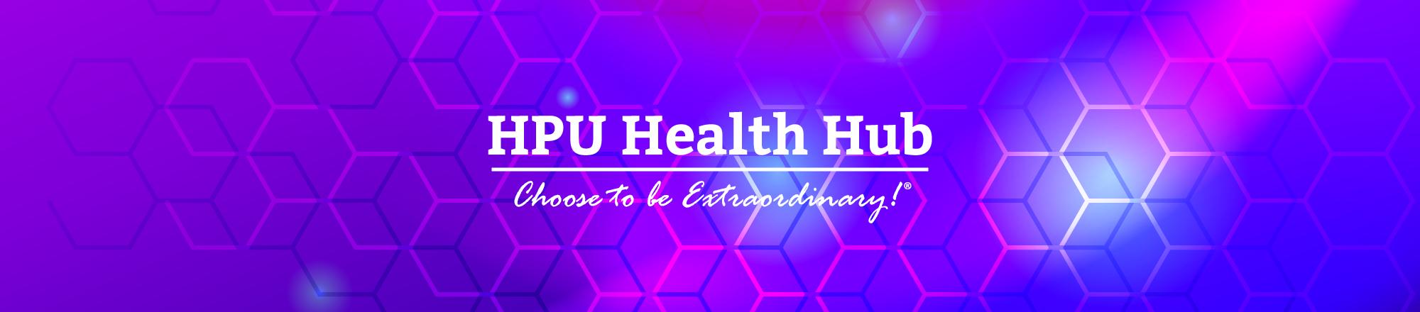 HPU's Health Hub