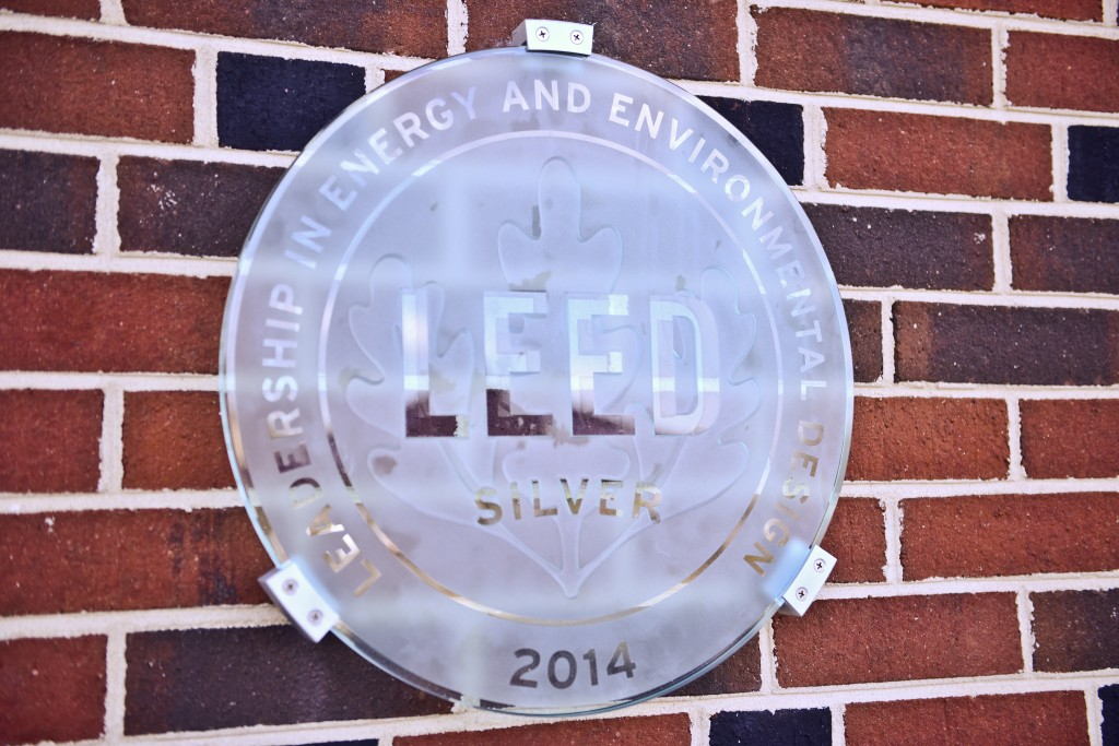 Leed Certification High Point University High Point Nc