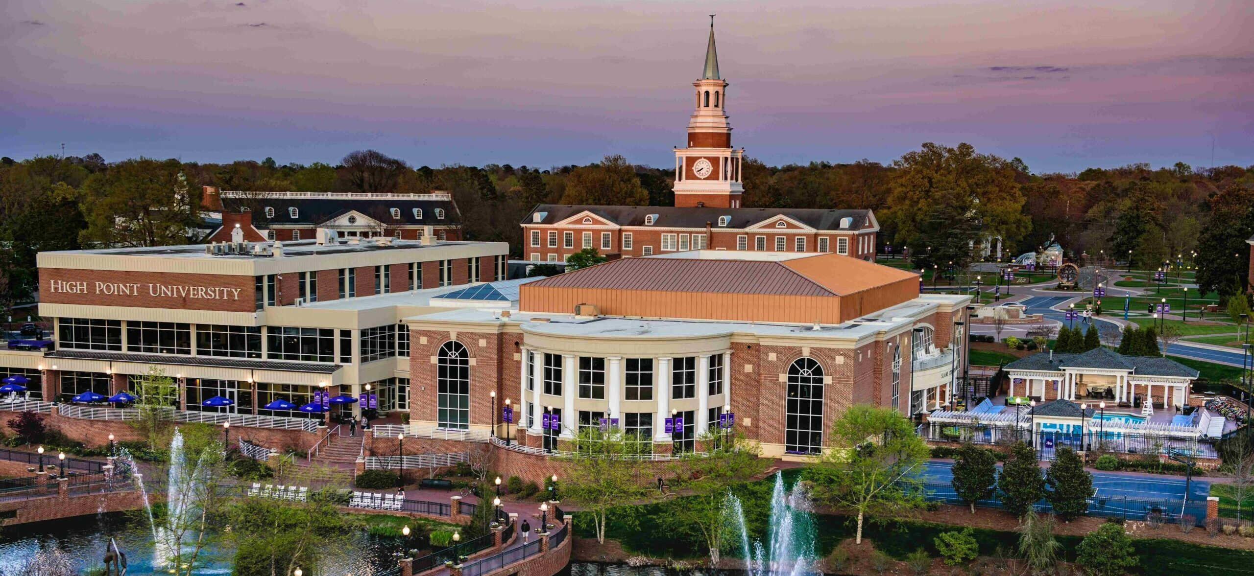 Welcome to High Point University