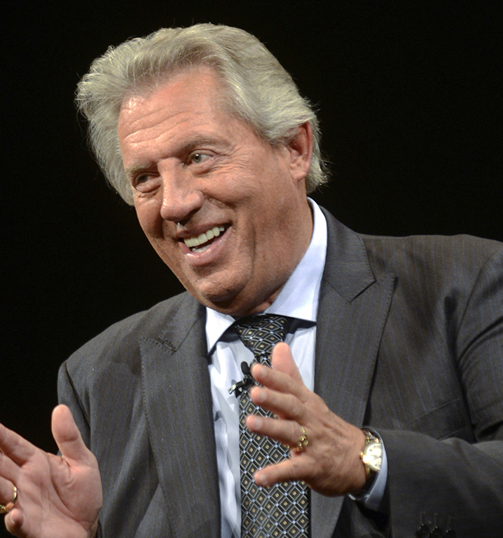 Dr. John Maxwell, bestselling author and internationally renowned leadership expert