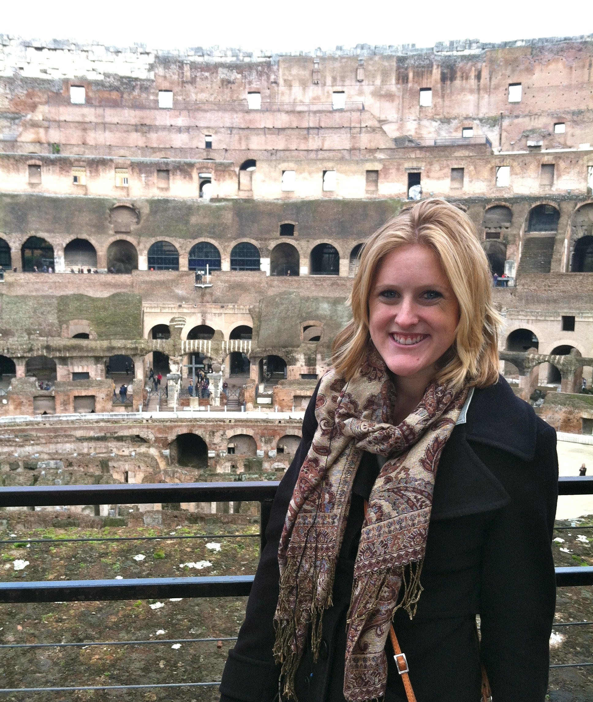 Leah Scully - Rome, Italy