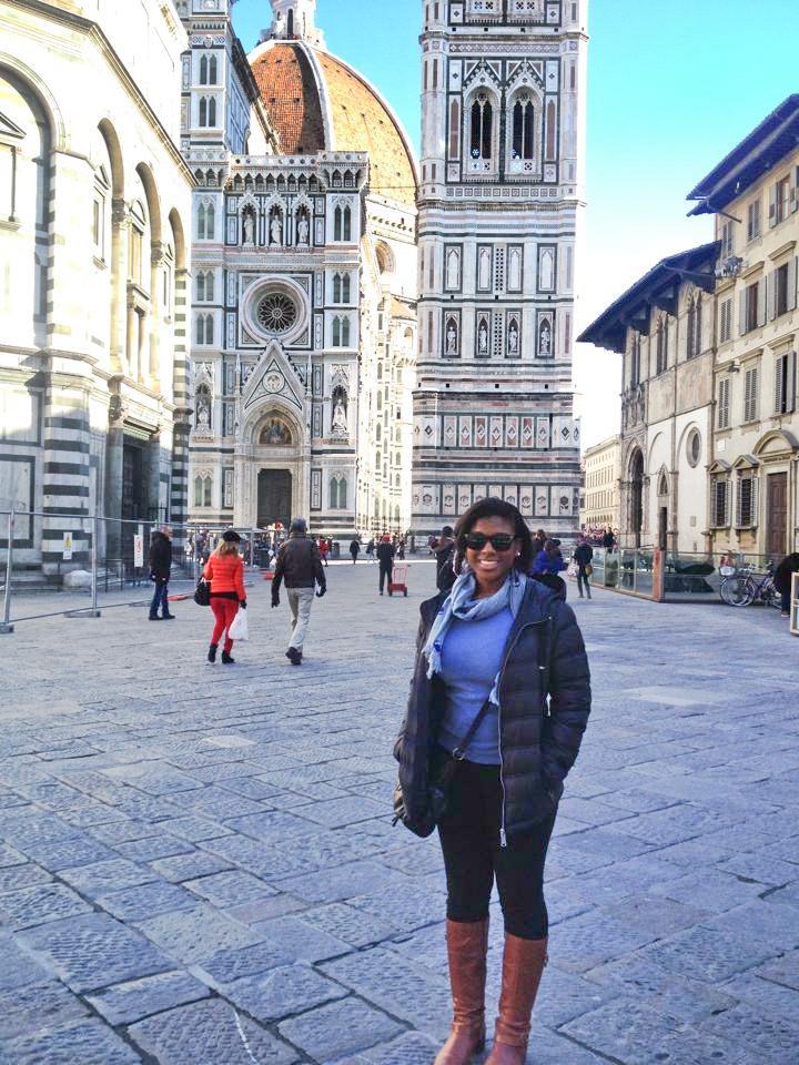 Meka Timlic - Florence, Italy